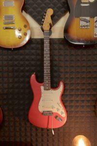 Stratocaster SSS