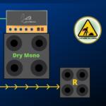 triamplificazione chitarra elettrica triamping